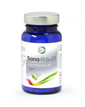 SanaAktiv Vitamin D3/K2