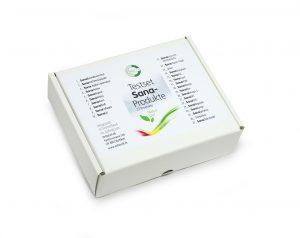 Testset - Testkapseln unserer Nahrungsergänzungsmittel