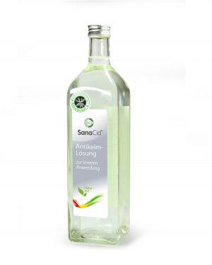 SanaCid® - biologische Antikeimlösung