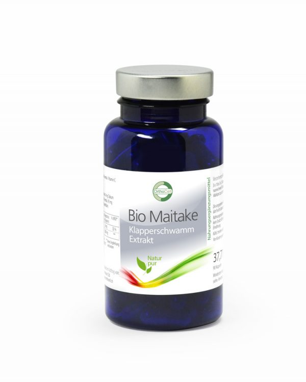 Bio Maitake – Klapperschwamm Extrakt